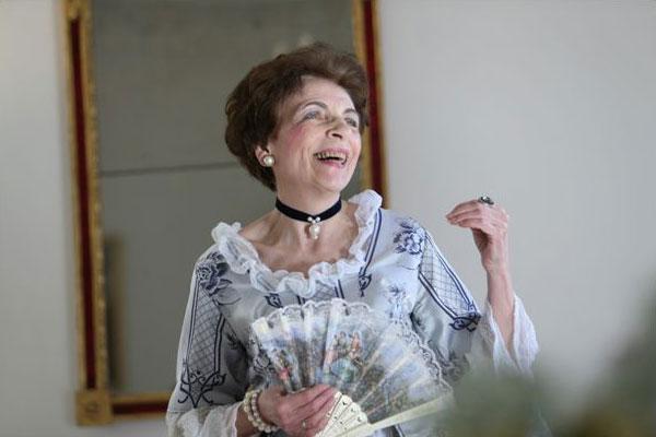 Kostümführung mit der Plaudertasche Marie de Pipellette