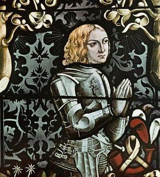 Count Ludwig I von Württemberg-Mömpelgard. Image: Landesmedienzentrum Baden-Württemberg, Robert Bothner