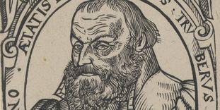Primus Truber, Kupferstich von 1578.