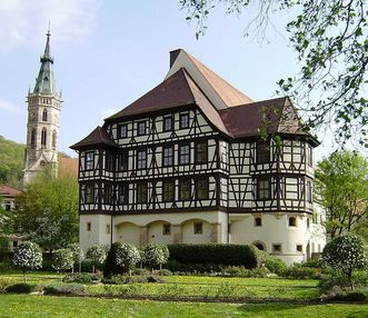 Urach Residential Palace. Image: Staatliche Schlösser und Gärten Baden-Württemberg, Johanna Kugele