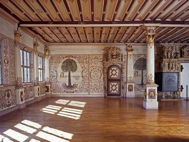 Residenzschloss Urach, Goldener Festsaal