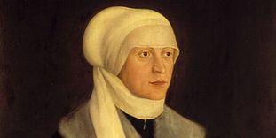 Herzogin Sabina von Württemberg, Gemälde von Barthel Beham um 1530.